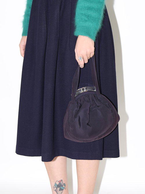40'S NAVY BLUE BAG