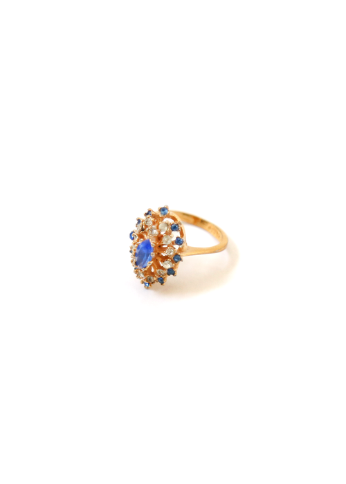 70'S COCKTAIL RING