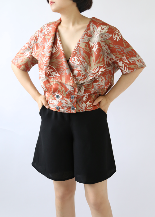 VINTAGE RESORT BLOUSE