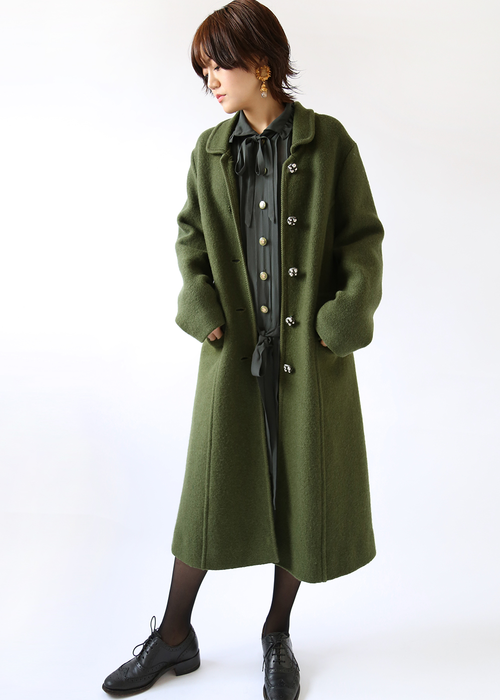 AUSTRIAN WOOL COAT
