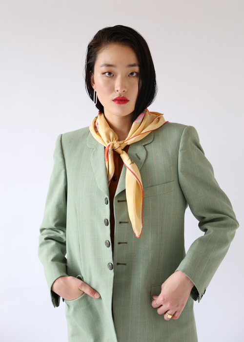 PISTACHIO MENS JACKET
