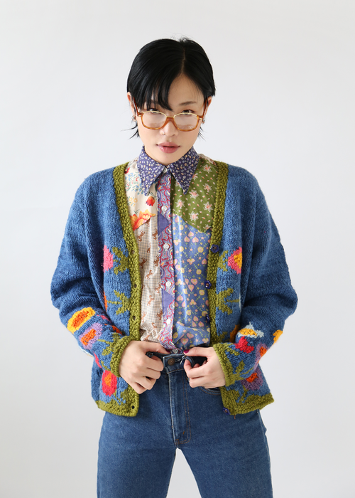 FLOWER HILL CARDIGAN