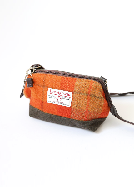 HARRIS TWEED MINI BAG